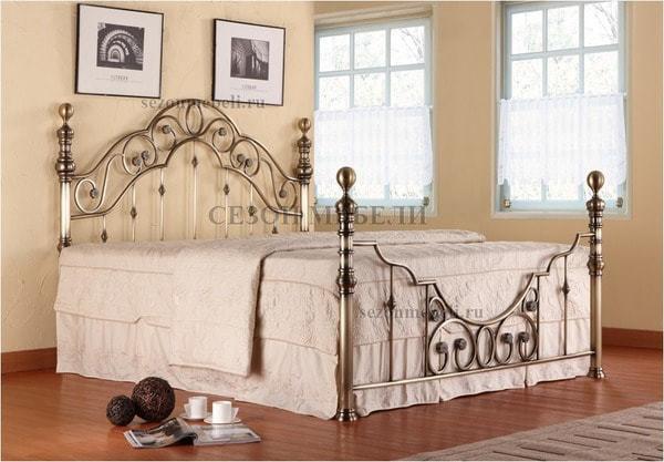 Кровать Victoria (Виктория) 9603 (фото, вид 1)