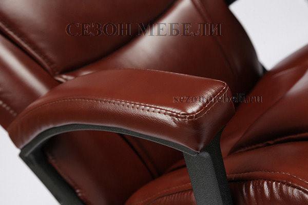 Кресло офисное Bergamo (Бергамо) Хром (фото, вид 3)