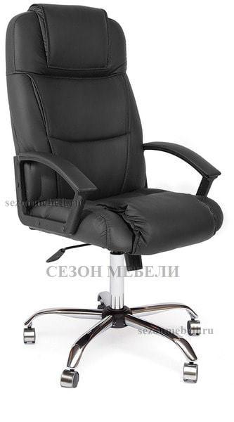 Кресло офисное Bergamo (Бергамо) Хром (фото, вид 6)