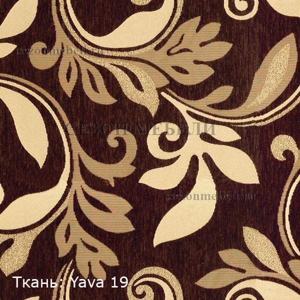 Ткань Шенилл Yava (фото, вид 5)