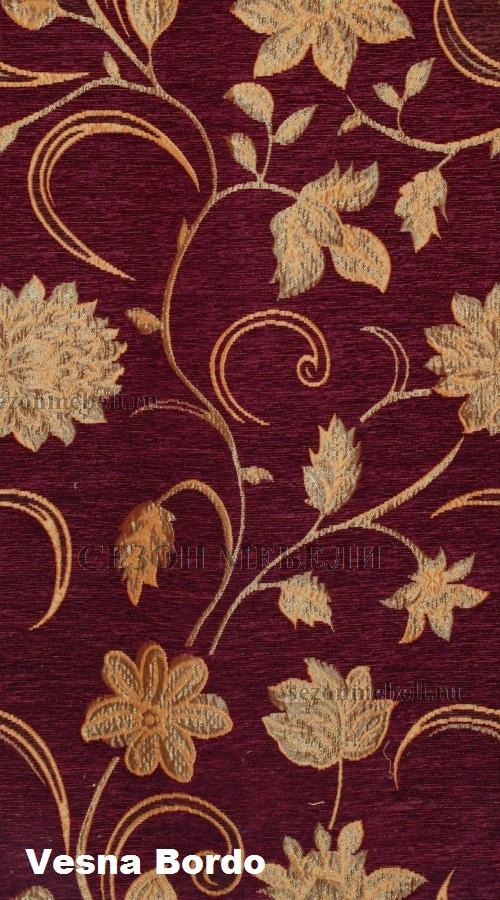 Ткань Шенилл Весна (фото, вид 3)