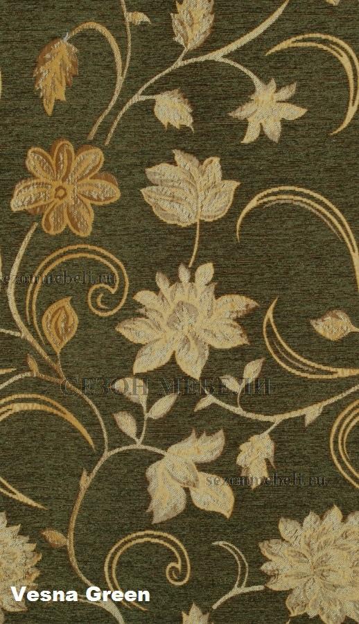 Ткань Шенилл Весна (фото, вид 9)
