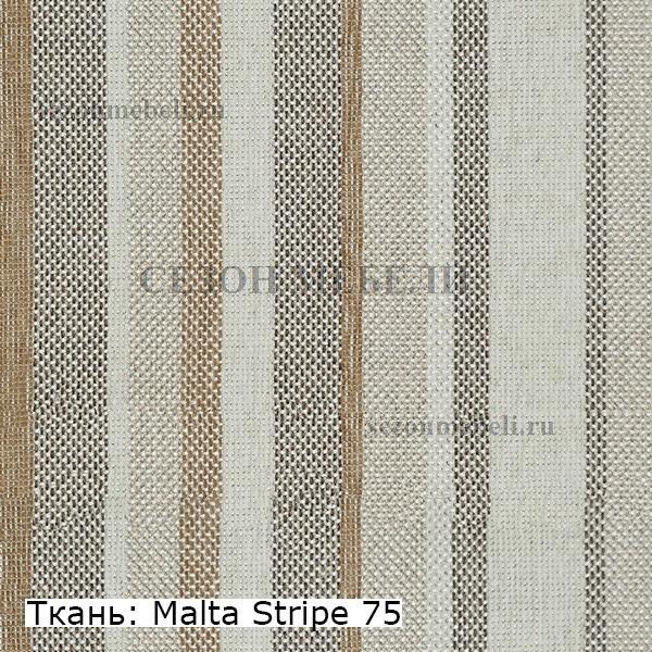 Ткань Рогожка Мальта Страйп (фото, вид 2)