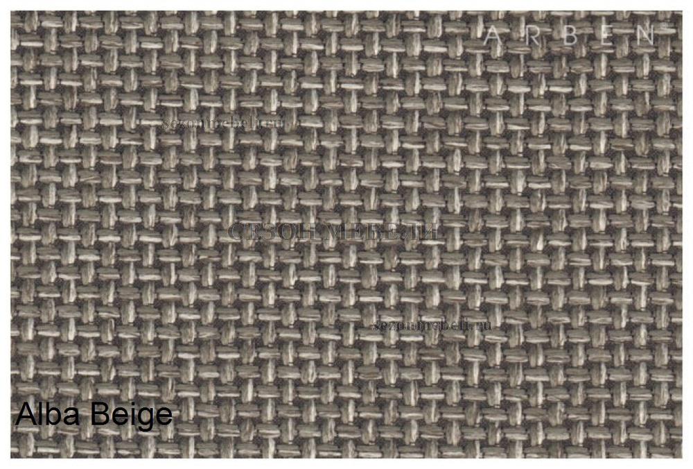 Ткань Рогожка Альба (фото, вид 2)