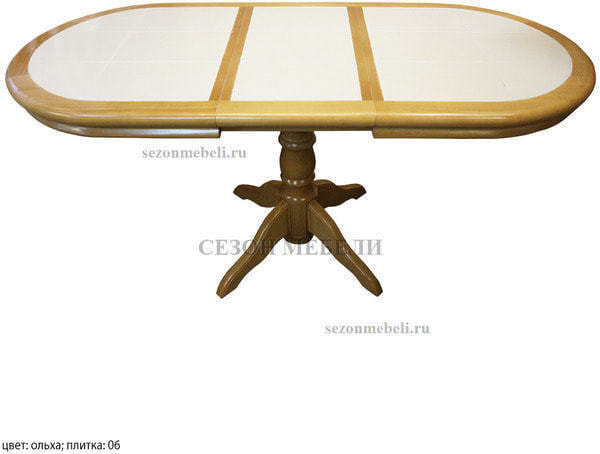 Стол овальный Грэксон 1 (фото, вид 4)