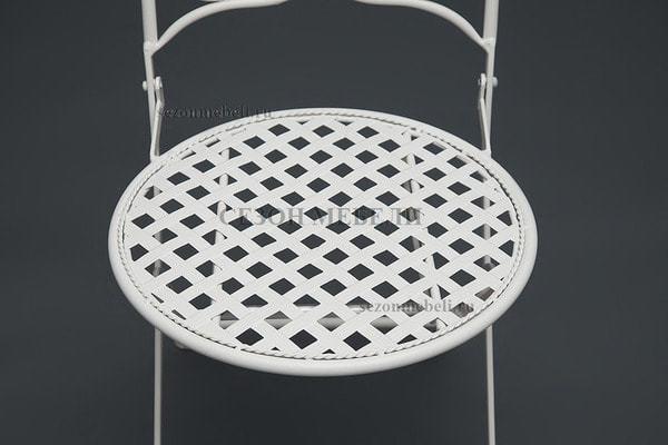 Стул складной Secret De Maison Love Chair белый (фото, вид 2)