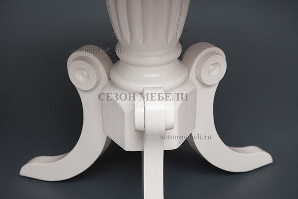 Столик журнальный Moon ( MO-ET ) Ivory white (фото, вид 2)