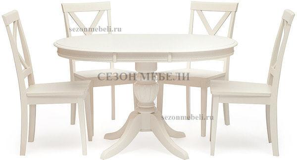 Стол Beatrice (Беатриче) 2014T-900R Sommer (фото, вид 3)