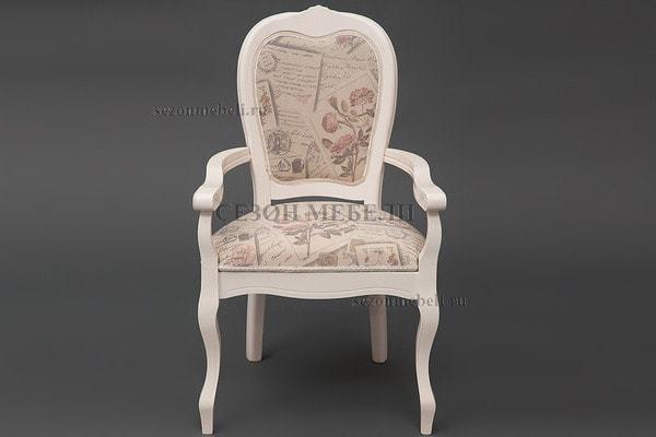 Кресло Princess (Принцесс) Butter white (фото, вид 2)