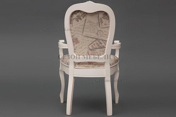 Кресло Princess (Принцесс) Butter white (фото, вид 3)