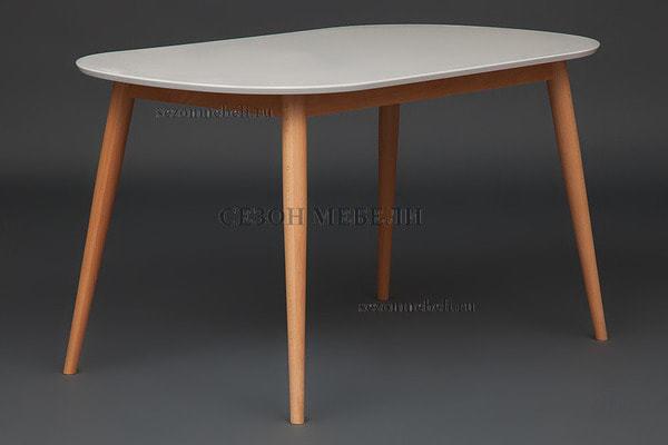 Обеденная группа (стол Max и стулья Maxi) натуральный (фото, вид 4)