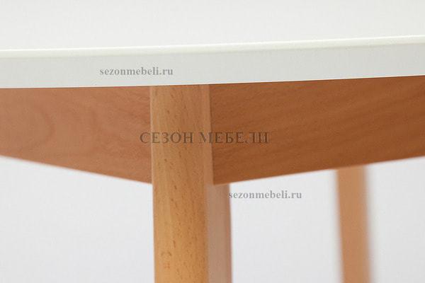 Обеденная группа (стол Bosco и стулья Maxi) натуральный (фото, вид 3)