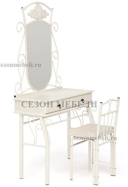 Туалетный столик Canzona (Канцона) white (фото, вид 4)