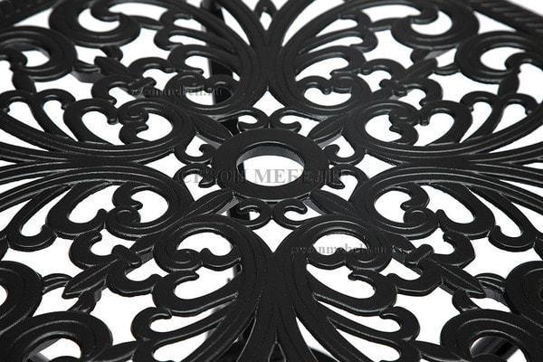 Комплект Secret De Maison Romance (Романс) (стол +2 стула) черный (фото, вид 2)