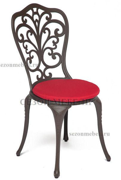Комплект Secret De Maison Romance (Романс) (стол +2 стула) черный (фото, вид 5)