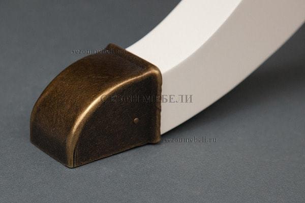 Столик журнальный Borgia (593-04) Butter white (фото, вид 1)