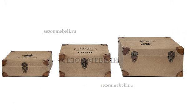 Столик - сундук Cheron M-2003 (Шерон) (фото, вид 2)