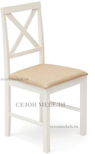 Обеденная группа Хадсон (стол + 4 стула)/ Hudson Dining Set (слоновая кость) (фото, вид 6)