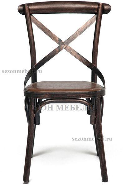 Стул металлический Cross chair (фото, вид 2)