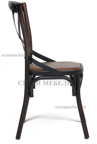 Стул металлический Cross chair (фото, вид 3)