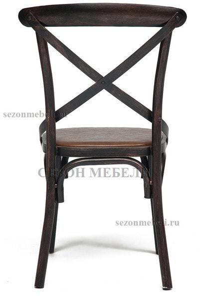 Стул металлический Cross chair (фото, вид 4)