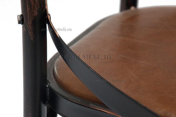 Стул металлический Cross chair (фото, вид 6)