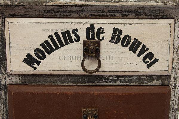 Комод Bouvet M-6456 (фото, вид 4)