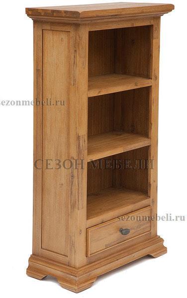 Шкаф книжный малый Avignon (Авиньон) PRO-L01-H132 (фото, вид 1)