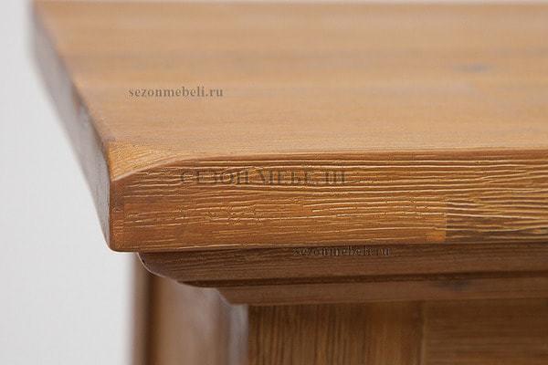 Шкаф книжный малый Avignon (Авиньон) PRO-L01-H132 (фото, вид 3)