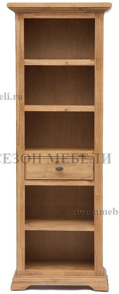 Шкаф книжный Avignon (Авиньон) PRO-L01-H195 (фото, вид 1)