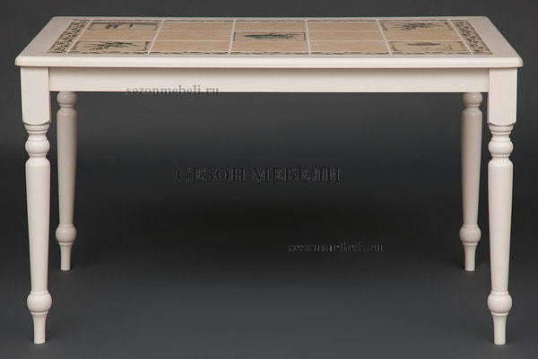 Стол с плиткой CT 3349 (Прованс) (фото, вид 4)