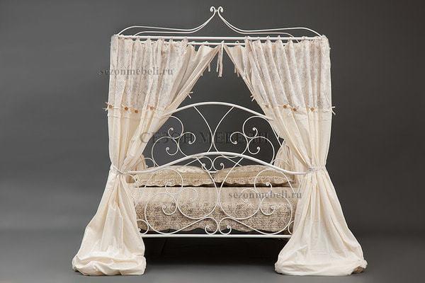 Кровать c балдахином Secret De Maison HESTIA (Хестия) (фото, вид 4)