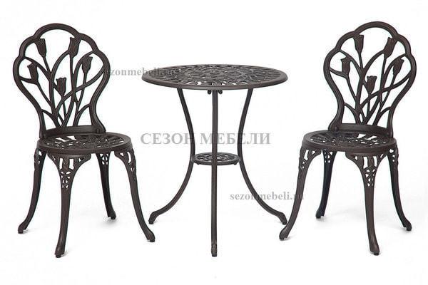 Комплект Secret De Maison Waltz of flowers (стол +2 стула) Вальс цветов (фото, вид 5)