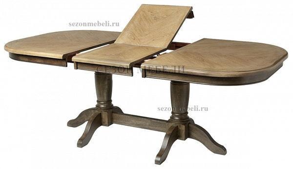 Обеденная группа (стол LT T17316 и стулья LT C17451) (фото, вид 2)