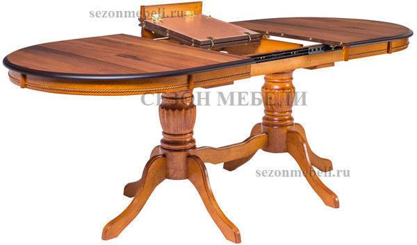 Стол TS Olivia OL-T6EX(WV) (фото, вид 1)