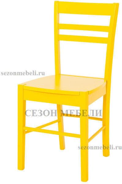 Стул YA С-869 Light blue/ Yellow (фото, вид 2)