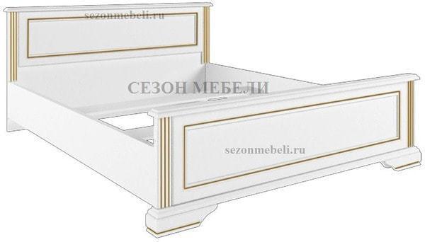 Кровать Вайт LOZ140/160/180x200 (фото, вид 1)