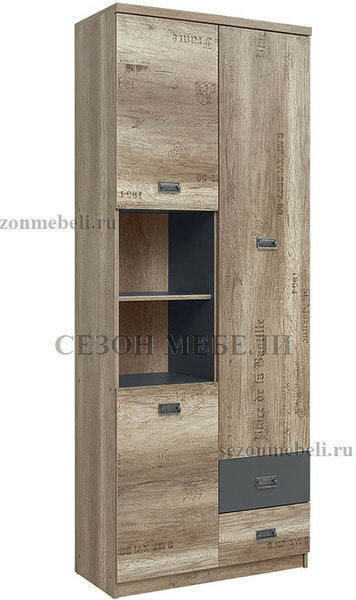 Шкаф Малкольм REG3D2S (фото, вид 2)