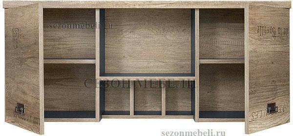 Шкаф навесной Малкольм SFW2D (фото, вид 1)