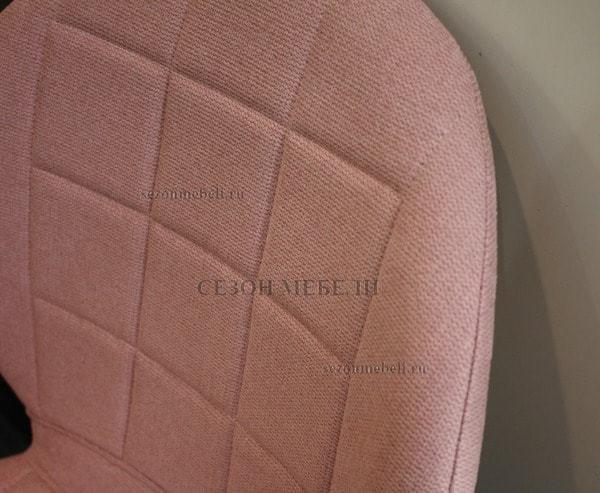Стул FLOWER PK-07 розовый, ткань микрофибра (фото, вид 4)