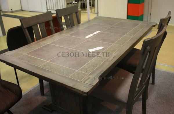 Обеденная группа (стол LT T17367 и стулья LT C17444) (фото, вид 5)