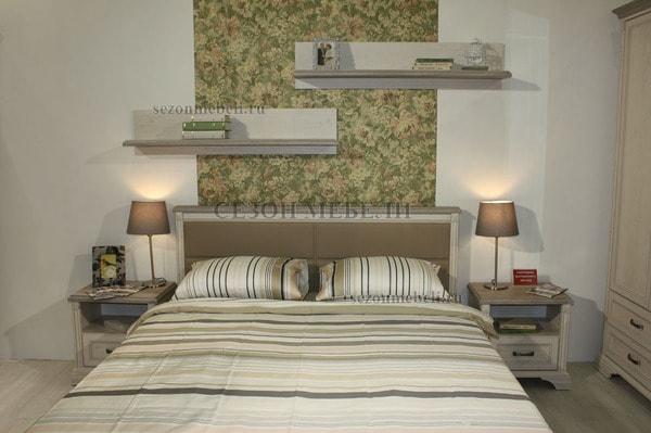 Кровать Монако (Monako) 160 М (фото, вид 1)