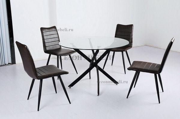 Стол PETAL D110 (фото, вид 4)