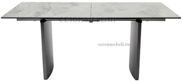 Стол METEOR 180 CERAMIC керамика на стекле (фото, вид 3)