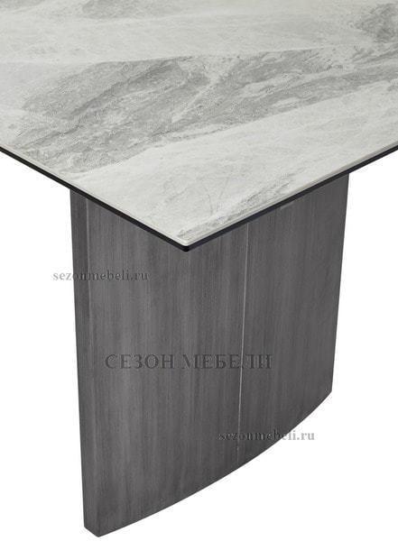 Стол METEOR 180 CERAMIC керамика на стекле (фото, вид 5)