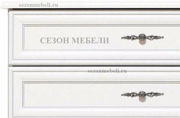 Комод Кентаки KOM5S белый (фото, вид 2)