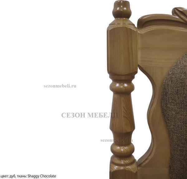 Диван угловой Картрайд с резьбой (фото, вид 3)
