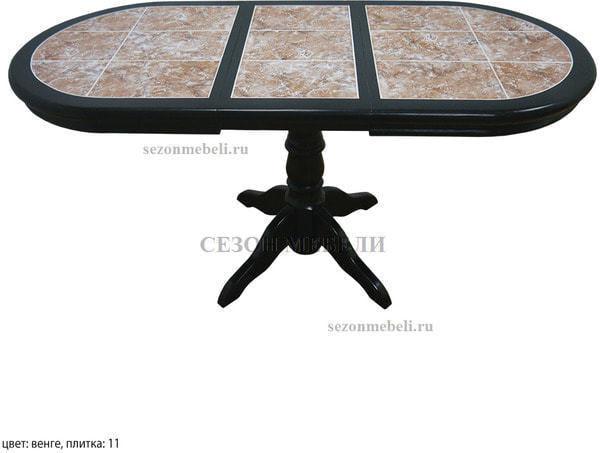 Стол овальный Грэксон 1 (фото, вид 6)