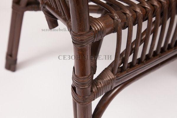Комплект для отдыха New Bogota (диван + 2 кресла + стол со стеклом) (фото, вид 14)