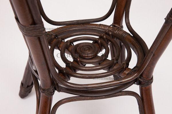 Комплект для отдыха New Bogota (диван + 2 кресла + стол со стеклом) (фото, вид 19)